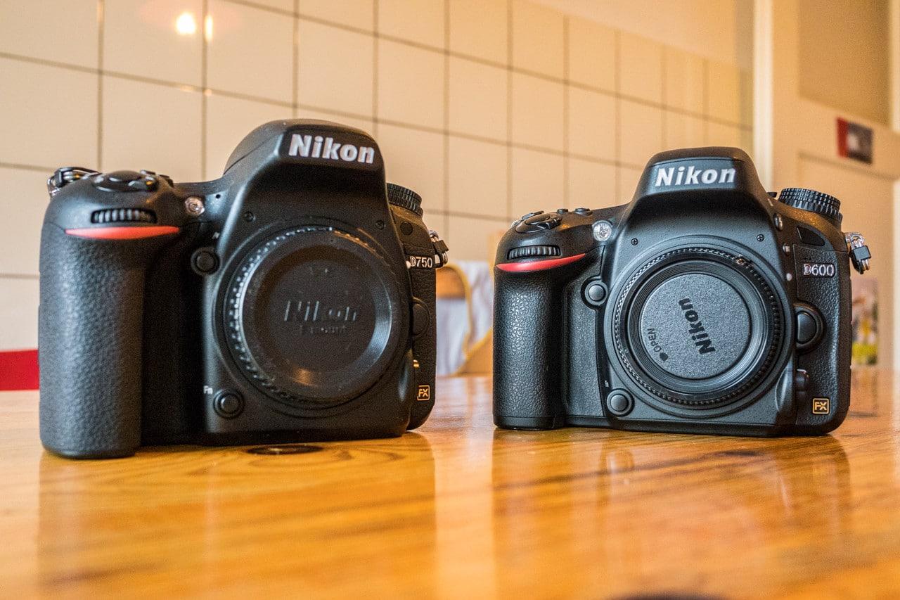 Quelques jours avec le Nikon D750