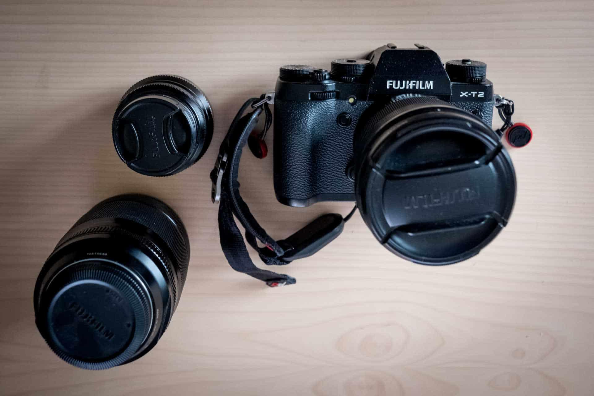 Pourquoi Fuji et pas Sony, Nikon ou Canon ?