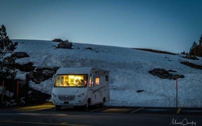 Tour de Suisse 2018 en camping car