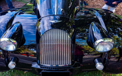 British Car Meeting à 4 yeux